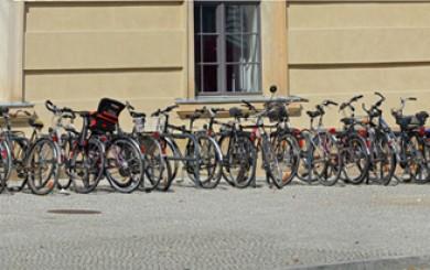 En transito - Bicicletas