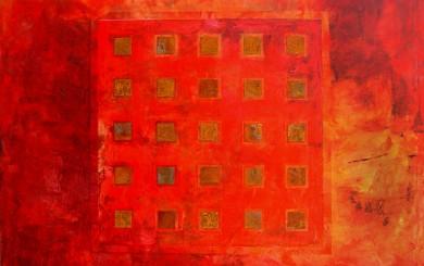 Chapa y pintura roja